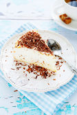 Soft cheese cake — Stock Photo