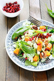 Nutritious salad — Stock Photo