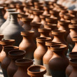 Stock Photo: Traditional pottery craftsmanship