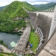Dam in Thailand — Stock Photo