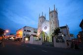 Kilise St Francis xavier — Stockfoto