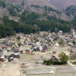 Shirakawago World Heritage Site, Japan — Stock Photo