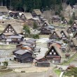 Shirakawago World Heritage Site, Japan — Stock Photo #34928477