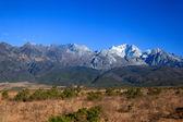 Jade dragon snow mountain in Yunnan, China — Stock Photo