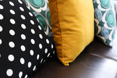 Colorful pillow — Stock Photo