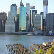 New Yorks skyline — Stockfoto