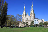 Sts. Peter and Paul Church in San Frascisco - USA — Stock Photo
