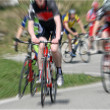 Cycle race - Stock Photo