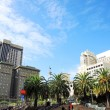 Union Square in San Francisco, California, Usa - Stock Photo