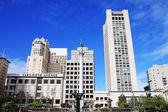 Union Square in San Francisco, California, Usa — Stock Photo