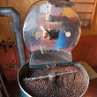 Cofee roaster — Stock Photo