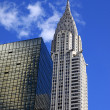 The Chrysler building in New York Cit - Stock Photo