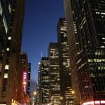 la 6a avenue a new york — Foto Stock