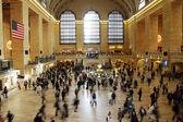 Grand centrel Station, New York — Stock Photo