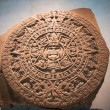 Aztec Sun Calendar — Stock Photo #26021547