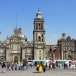 Zocalo, Mexico City — Stock Photo #26023401