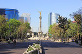 Indipendence Monument, Mexico City — Stock Photo