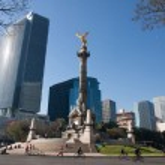 Indipendence Monumet, Mexico City — Stock Photo