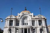 Palacio de Bellas Artes, Mexico Cit — Foto Stock