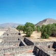 Teotihuacan, Mexic — Stock Photo
