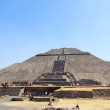 Stock Photo: Teotihuacan, Mexico