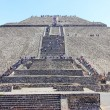 Stock Photo: Teotihuacan, Mexic