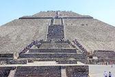 Teotihuacan, mexic — Φωτογραφία Αρχείου