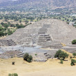 Teotihuacan - Stock Photo
