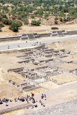 Teotihuacan — Stock fotografie