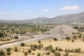 Teotihuacan — Stockfoto