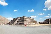 Teotihuacan, mexiko — Stockfoto