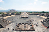 Teotihuacan, Mexico — Stock Photo