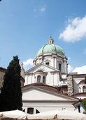 Kathedrale von brescia, italien — Stockfoto