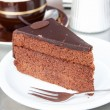 Sacher torte — Stock Photo #29651919