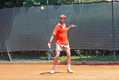 Tennis champion — Photo
