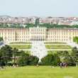 Schonbrunn Palace, Wienna, Austria — Stock Photo