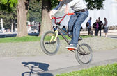 Bmx bike — Stock fotografie