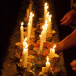 Candels — Stock Photo #31279501