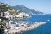 Amalfi, italia — Foto Stock