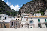 Atrani, Amalfi Coast, Italy — Stock Photo