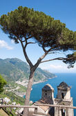 Ravello, Amalfi Coast, Italy — Stock Photo
