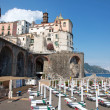 Atrani, Amalfi Coast, Italy — Stock Photo
