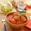 Meatball — Stock Photo #35020747