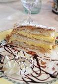 Millefeuille — Stock Photo