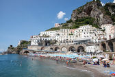 Atrani, Costiera Amalfitana, Italy — Stock Photo