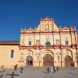 San Cristobal Cathedral, Chiapas, Mexico — ストック写真