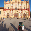 San Cristobal Cathedal, Chiapas, Mexico — Stock Photo