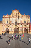 San Cristobal Cathedral, Chiapas, Mexico — Stock Photo