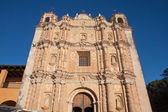 Santo Domingo Church, San Cristobal de las Casas, Mexico — Stock Photo