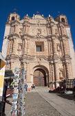 Santo Domingo Church in San Cristobal de las Casas, Mexico — Stock Photo